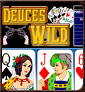 game rules deuces wild video poker